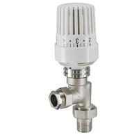 Riko thermostatische radiatorventiel 1/2''x15mm haaks