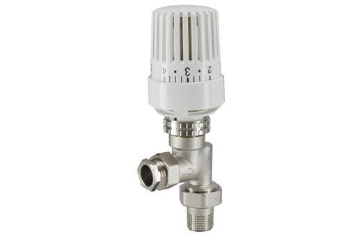 thermostatische radiatorventiel 1/2''x15mm haaks