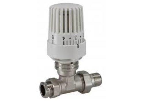 thermostatische radiatorventiel 1/2''x15mm recht