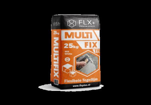 FLX+ MULTIFIX 115 FLEXIBELE TEGELLIJM C2T WIT 25KG