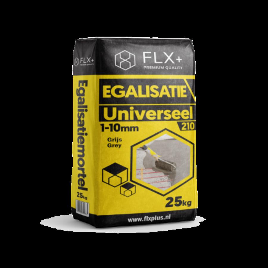 FLX+ EGALISATIE UNIVERSEEL 210 GRIJS 25KG-1