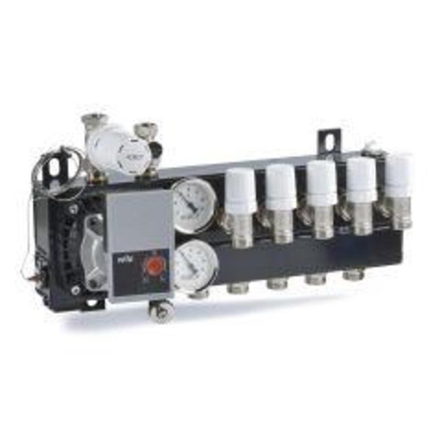 robot 251701 vloerunit 1-groeps excl. koppeling-1