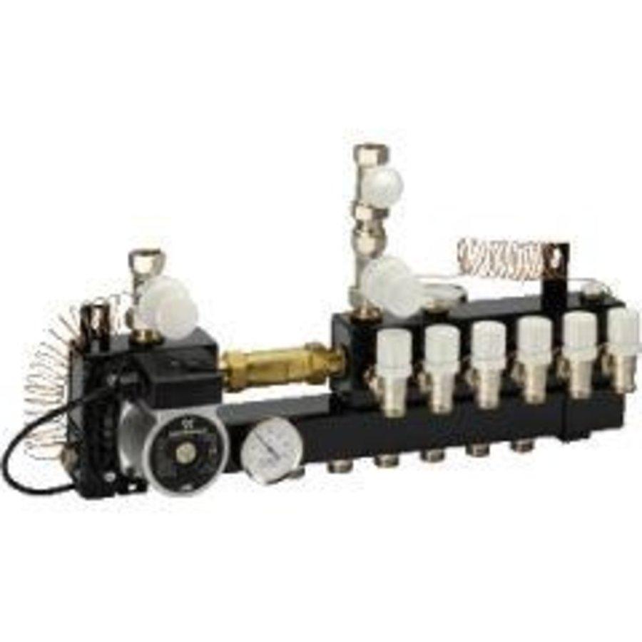 robot stads-vloerunit 1-gr excl kopp. 1/2-1
