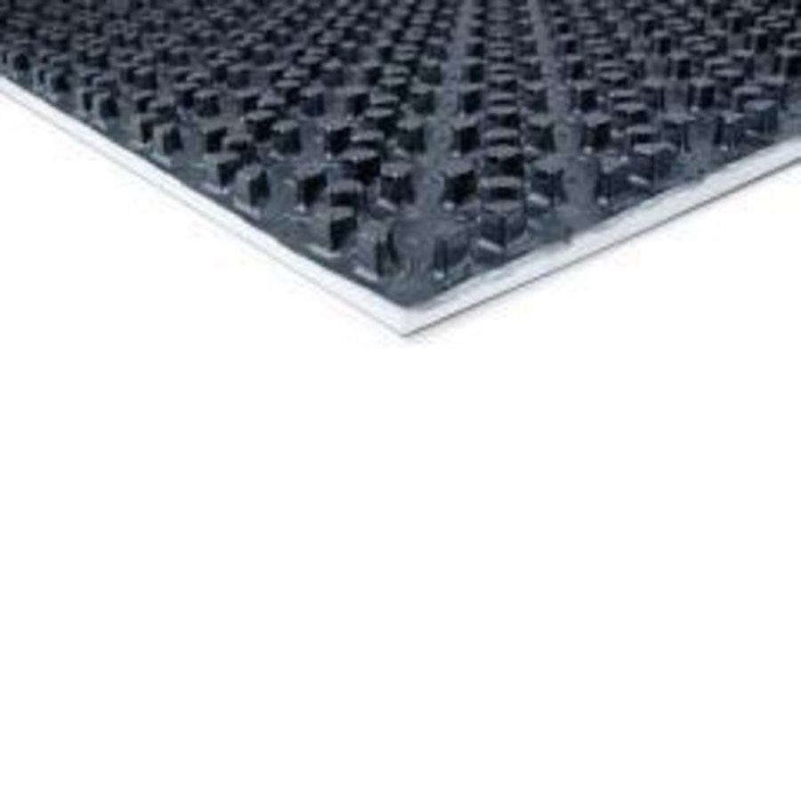 dynamic noppenisolatie zwart 140x80x3cm 1,12m²-1