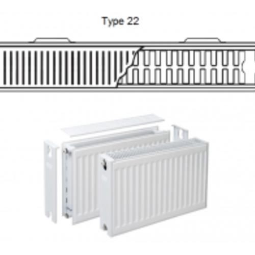 Paneelradiator Type 22