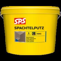 SPS Spachtelputz 1,0mm Bi 15 kg