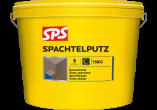 SPS Spachtelputz 1,2mm Buiten 15 kg