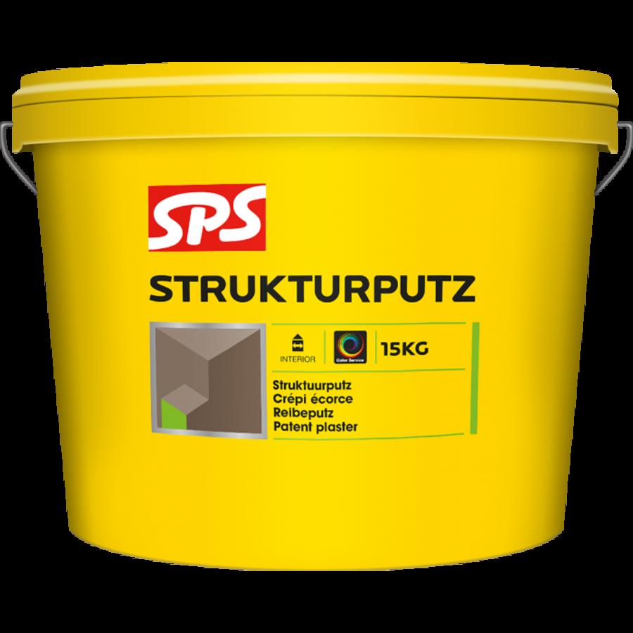 SPS Structuurputz 2,0mm Bi 15 kg-1