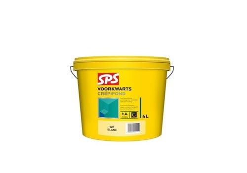 SPS Stucadoor Voorkwarts wit bi bu emmer 4 ltr.