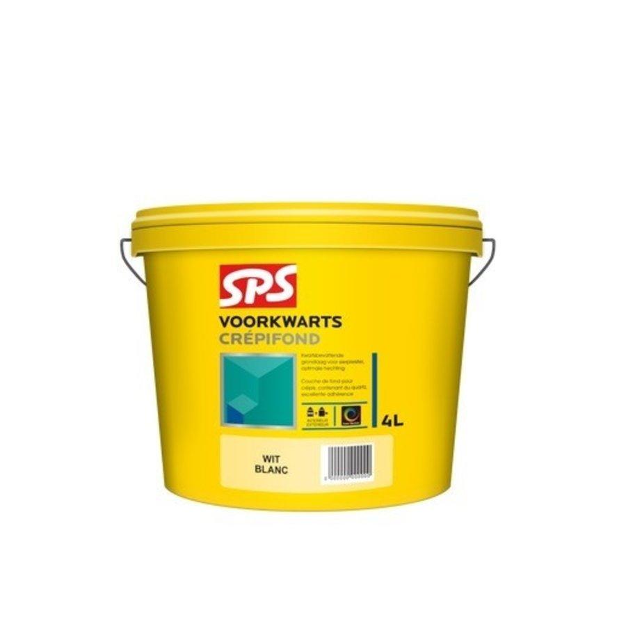 SPS Voorkwarts Wit Bi/Bu. 4L-1