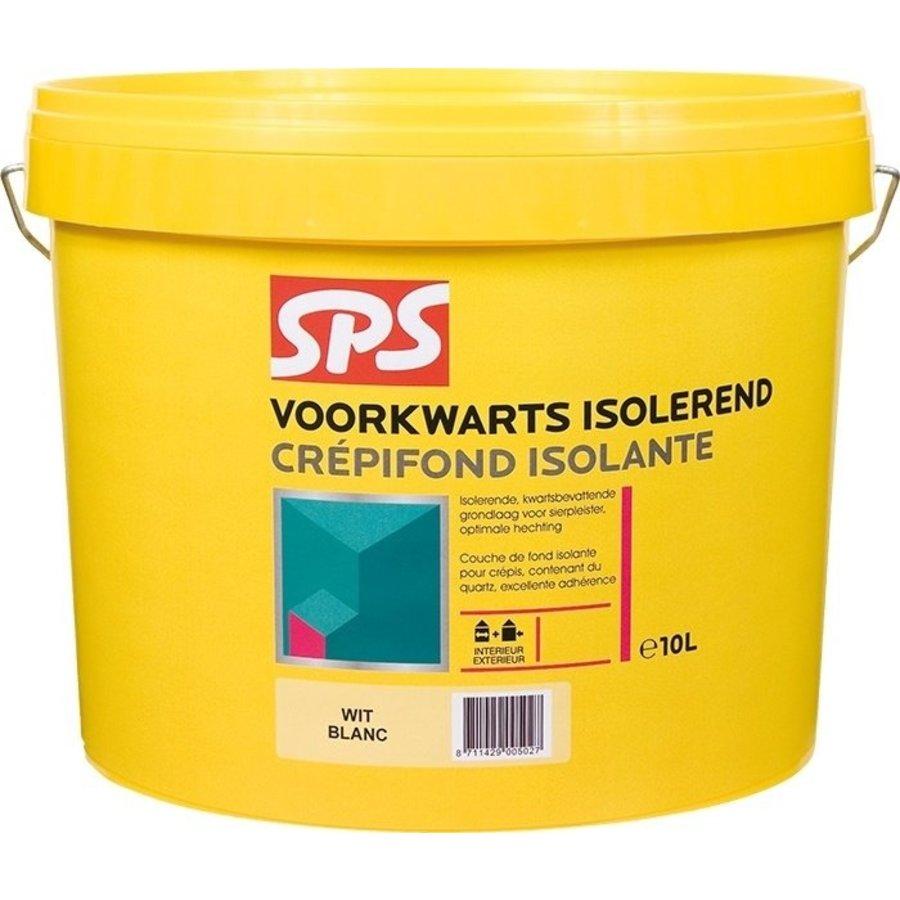 SPS Voorkwarts Isolerend Wit 4 L Bi/Bu-1