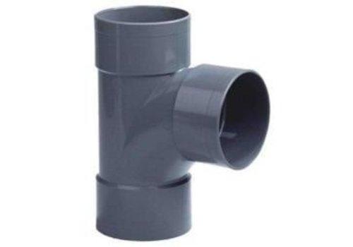 PVC Lijm T-stuk 3XM 90°