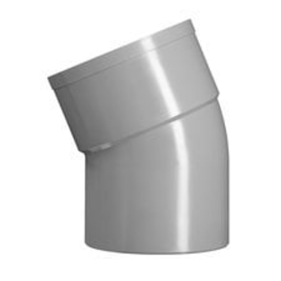 PVC Lijmbocht M/S 22.5°-1