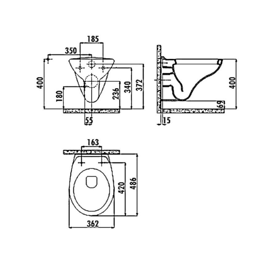 TP216.001 CREAVIT OPHANG WC-2