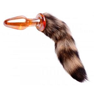 Frisky Fox Tail Buttplug Met Vossenstaart
