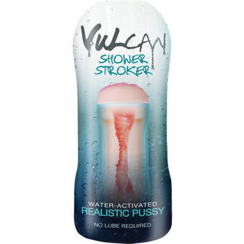 Vulcan Vulcan Shower Stroker - Realistic Pussy