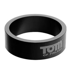 Tom of Finland Aluminium Cock Ring - 50mm