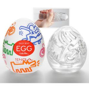 Tenga Tenga Egg - Street Keith Haring