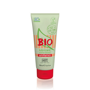 HOT Bio HOT BIO Warming Waterbasis Glijmiddel - 100 ml