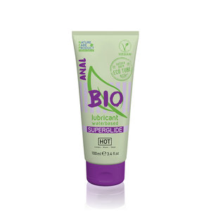HOT Bio HOT BIO Superglide Anal Waterbasis Glijmiddel - 100 ml