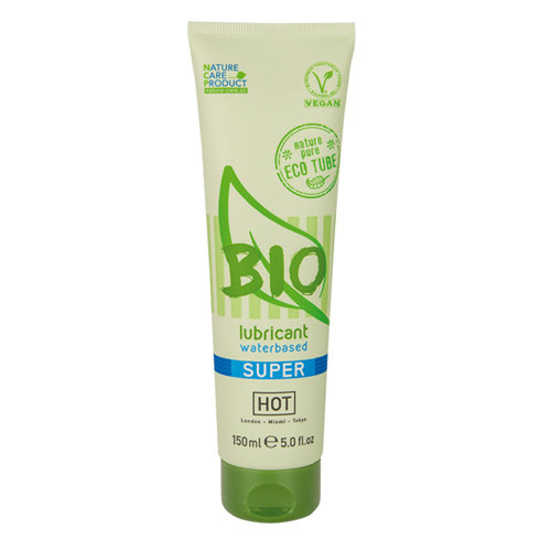 HOT Bio HOT BIO Superglide Waterbasis Glijmiddel - 150ml