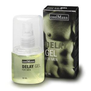 Coolmann Delay Gel - CoolMann