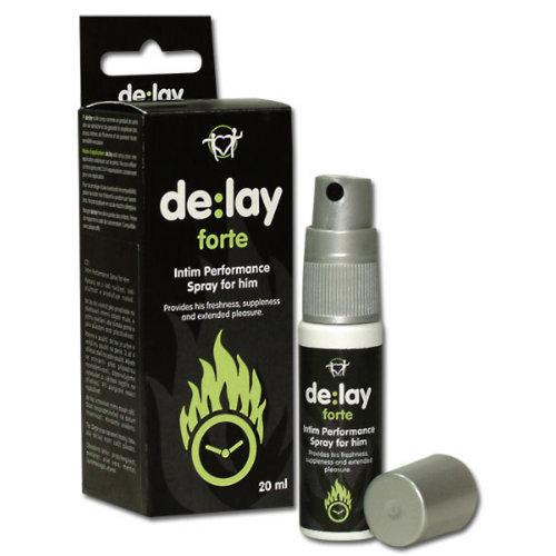 You2Toys Orgasme Vertragende Spray - Delay Forte