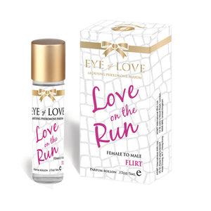 Eye Of Love EOL Mini Rollon Parfum Vrouw/Man Flirt - 5 ml