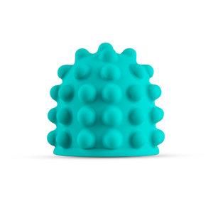 MyMagicWand MyMagicWand Genopt Opzetstuk - Turquoise