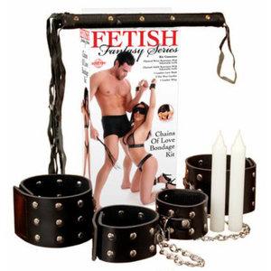 Fetish Fantasy Series Chains Of Love Bondageset