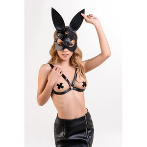 HEL Bunny - Kunstleren Masker