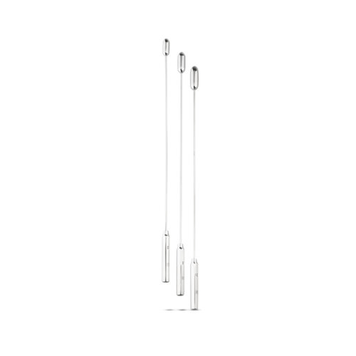 Sinner Gear Unbendable Dilator Set Met Ronde Top - Medium - 3 Stuks