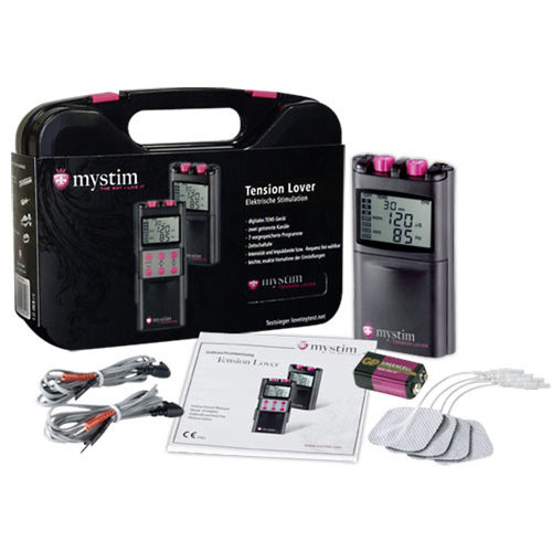 Mystim Mystim Tension Lover E-Stim Tens Unit