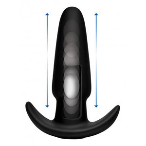 Thump It Thump-It Stotende Buttplug - Medium