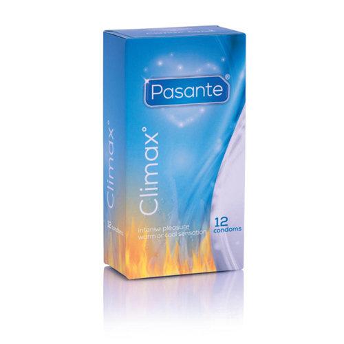 Pasante Pasante Climax Condooms - 12 stuks