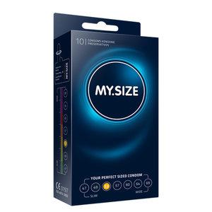 My.Size MY.SIZE 53 mm Condooms 10 stuks