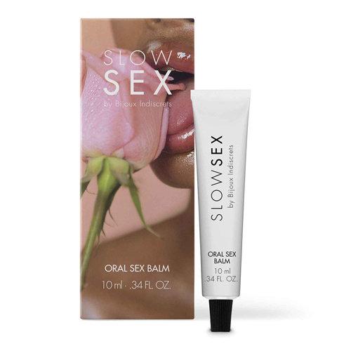 Slow Sex Orale Seks Balsem - 10 ml