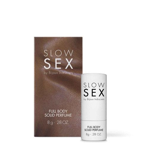 Slow Sex Full Body Parfum Stick