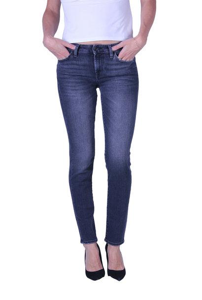 Jeans 7 For All Mankind PYPER CROP Slim Illusion Honest