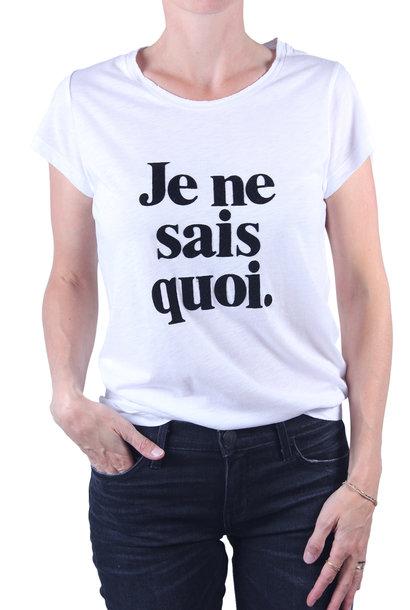 T-shirt Zadig et Voltaire (verkrijgbaar in 2 kleuren)