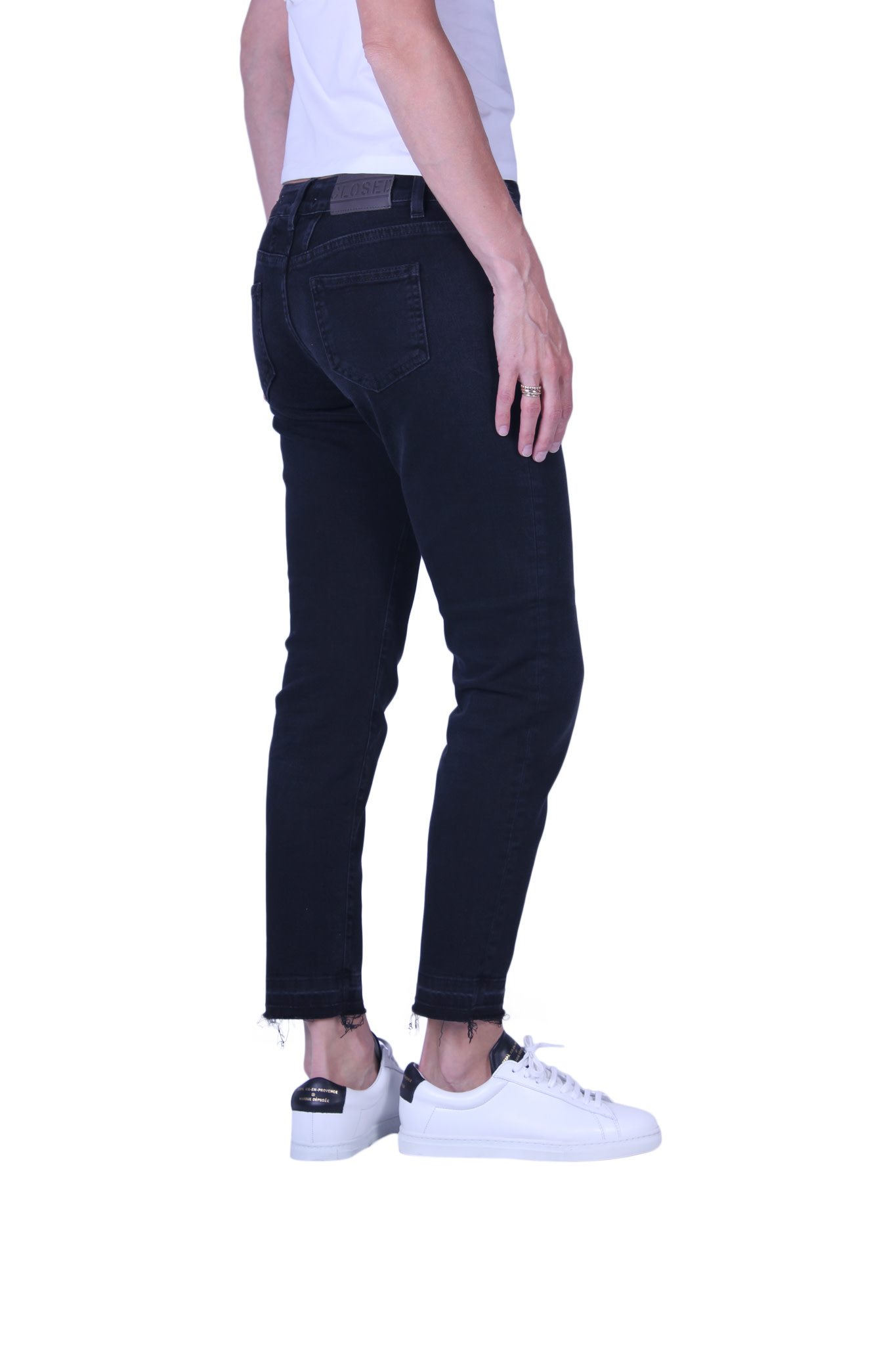 Jeans CLOSED Baker Black-2