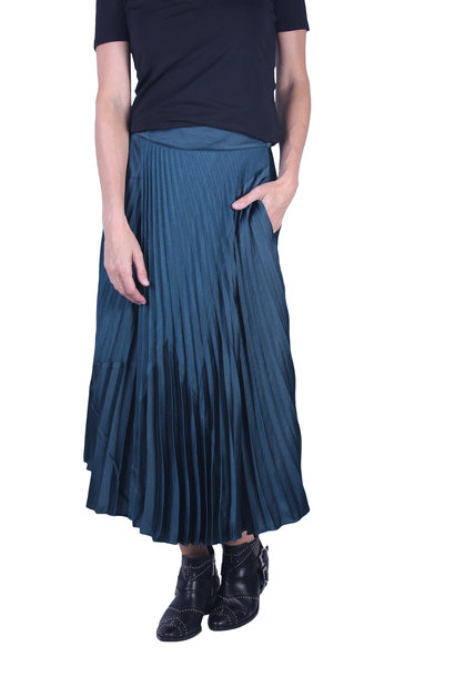 Vince Pleated Skirt V6157-30528