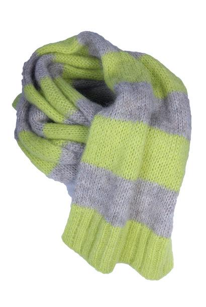 Sjaal CLOSED (verkrijgbaar in 2 kleuren)