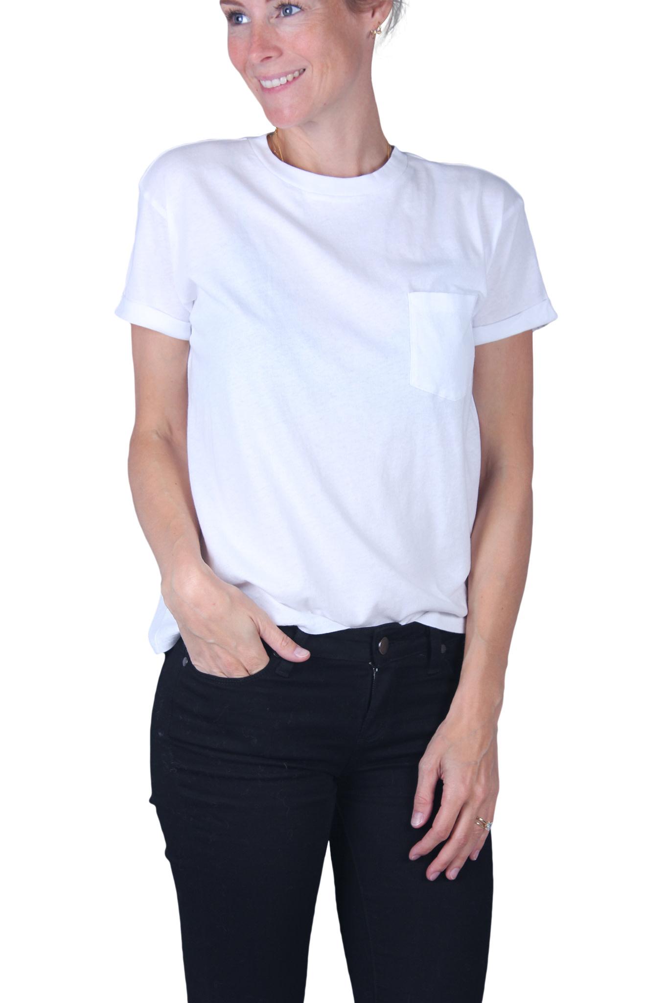 T-shirt Frame SLOUCHY POCKET-2
