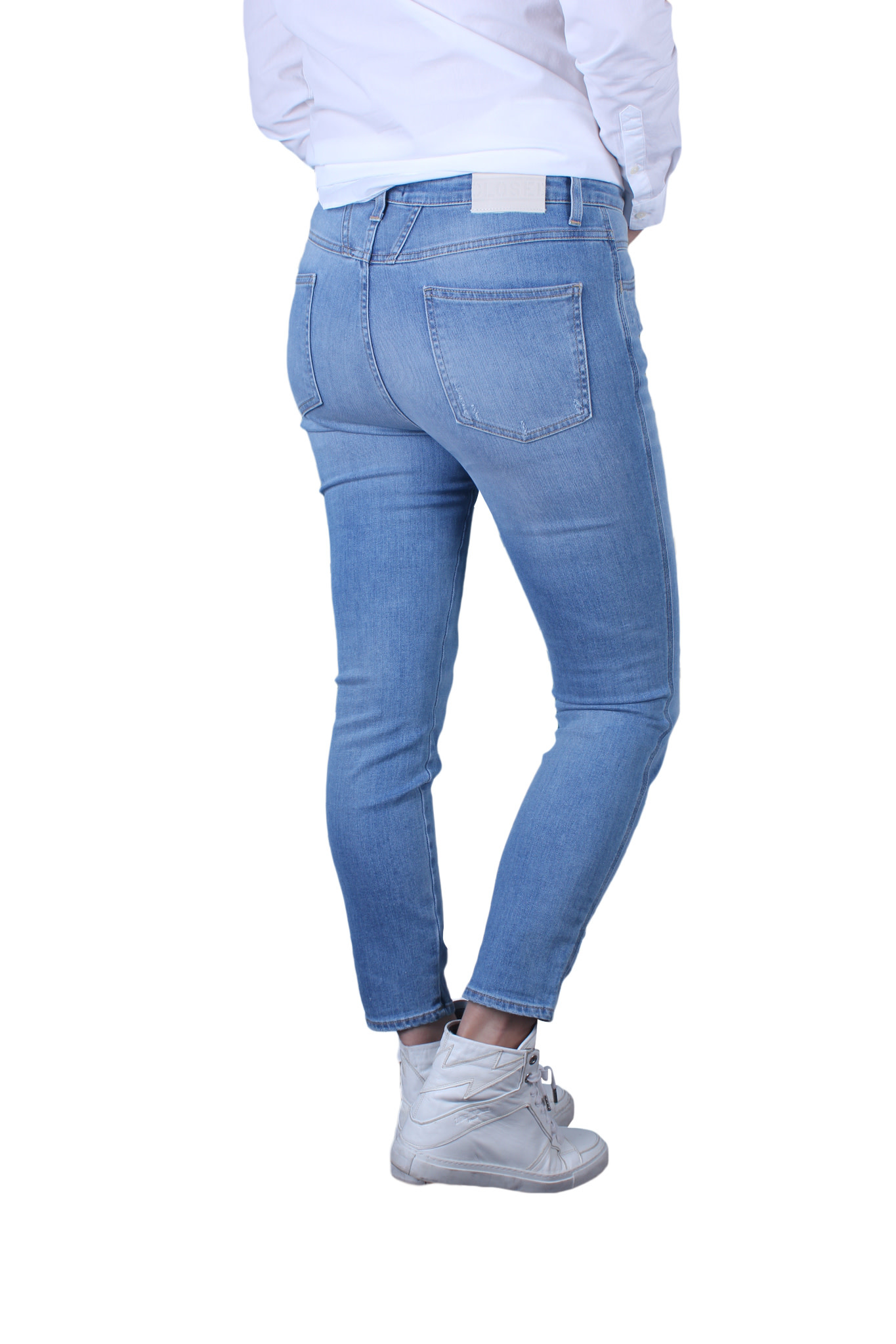 Jeans Closed skinny pusher-2