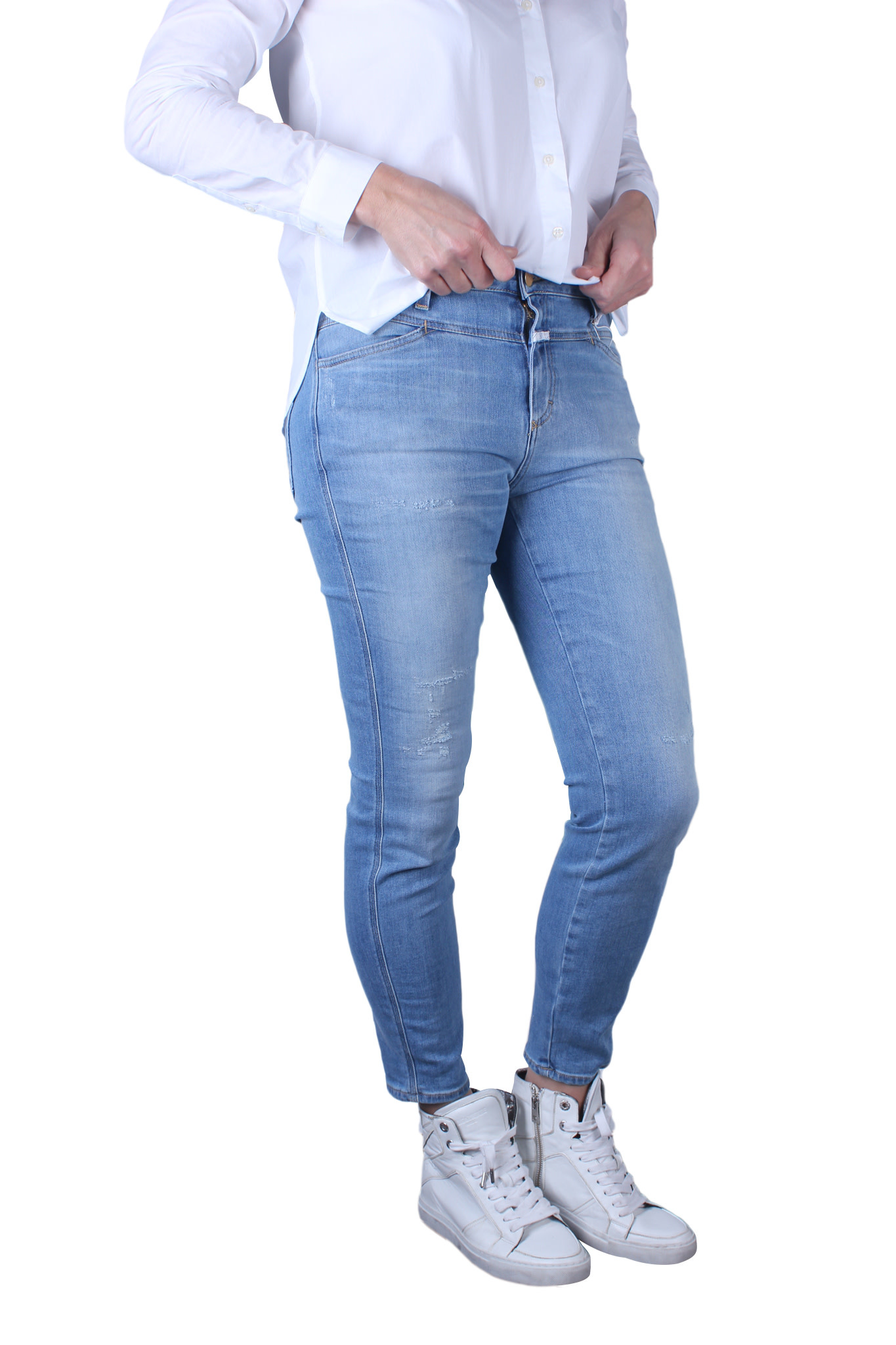 Jeans Closed skinny pusher-1