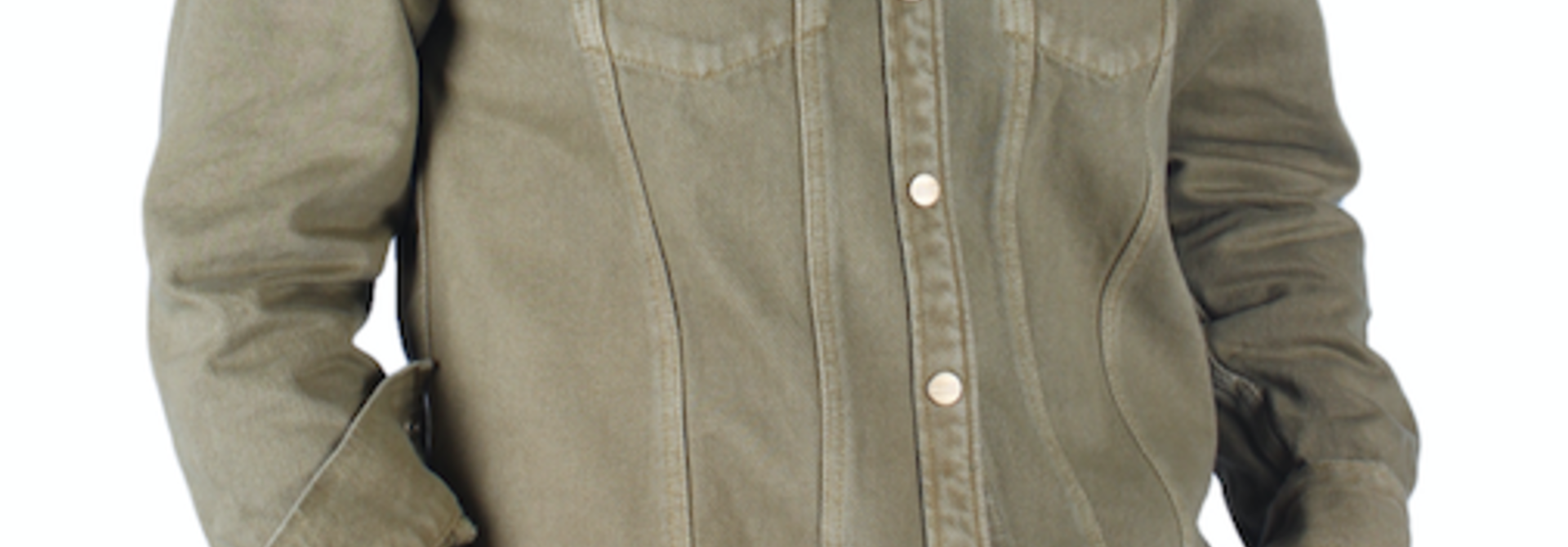 Overshirt Closed Deryn (verkrijgbaar in 2 kleuren)