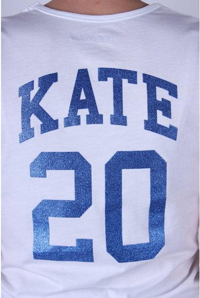 T-shirt Z&V KARTA KATE TUNISIEN COTON