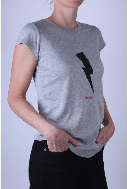 T-shirt Z&V SKINNY FLASHLIGHT JUST ZADIG