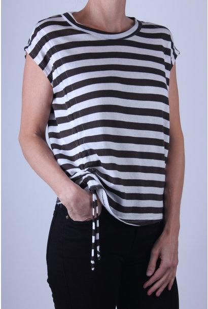 T-shirt Chaser Drawstring Cap